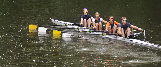 Mixed IM1 4x Ironbridge Regatta 2014