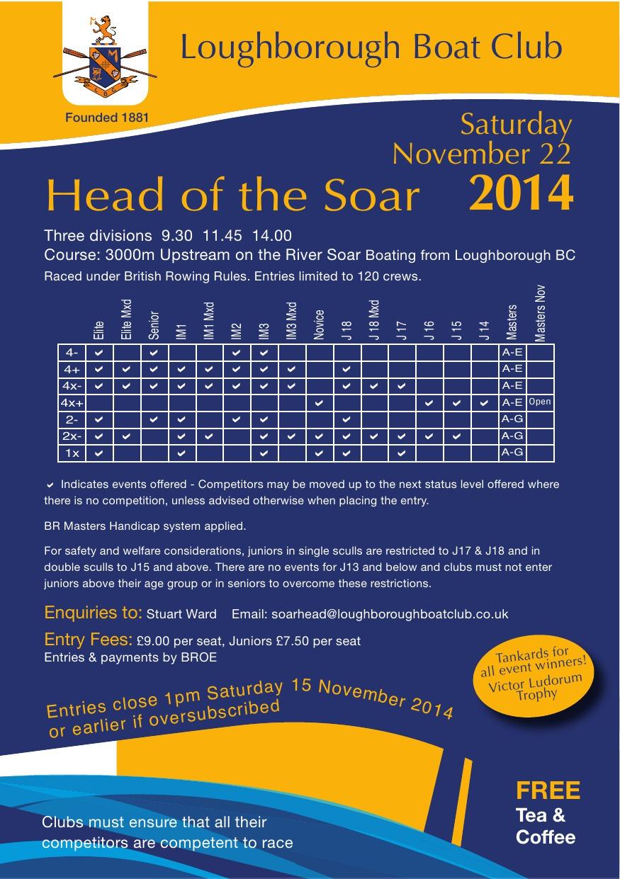 LBC Soar Head 2014