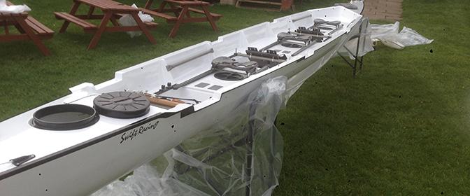 Swift 3x freedom boat