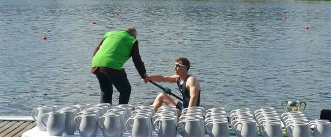 Elite Lightweight Sculler Notts City